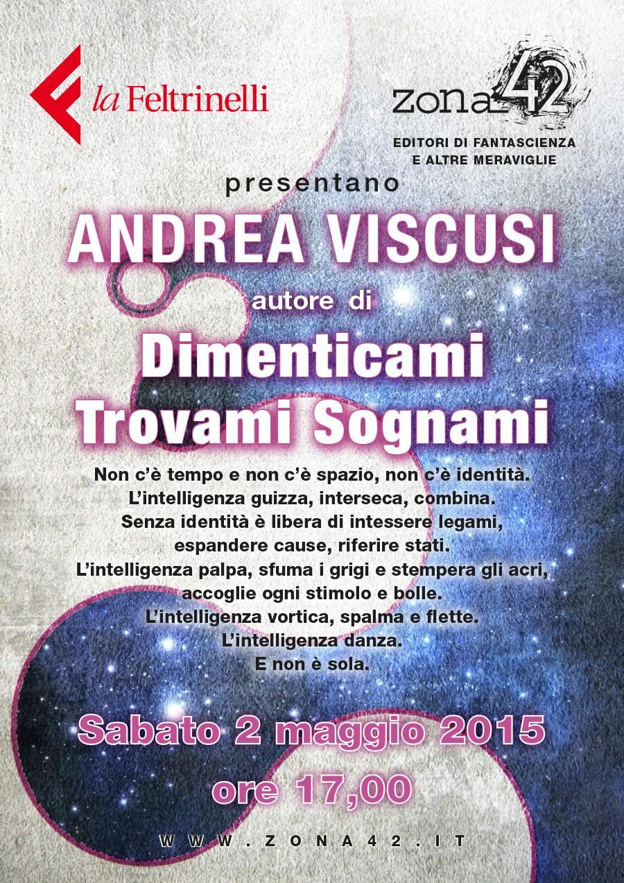 DTS - Locandina Feltrinelli Rimini