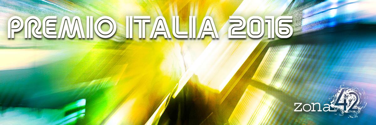 Premio Italia 2016