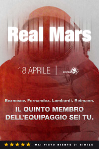 Real Mars Poster 2