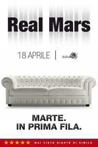 Real Mars Poster 3