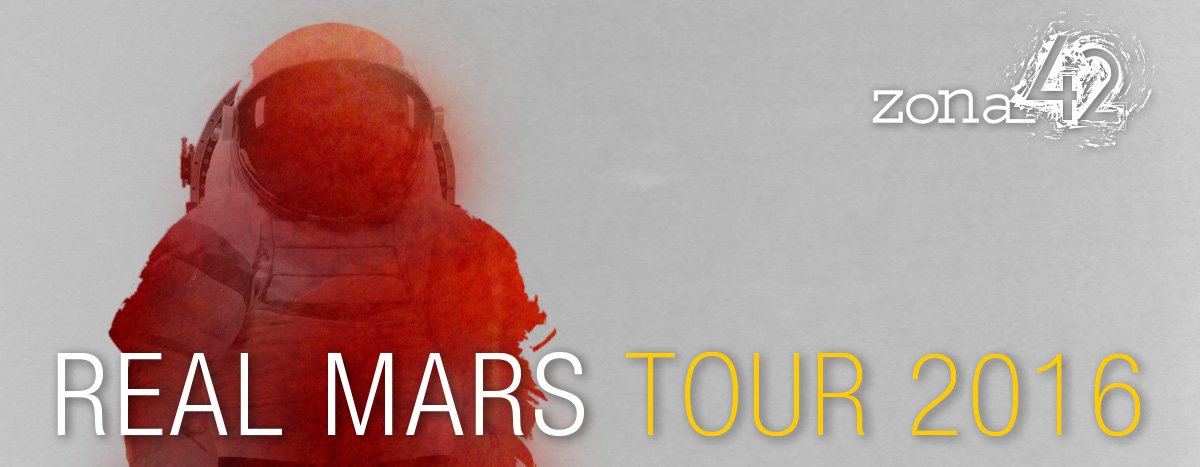 Real Mars Tour 2016