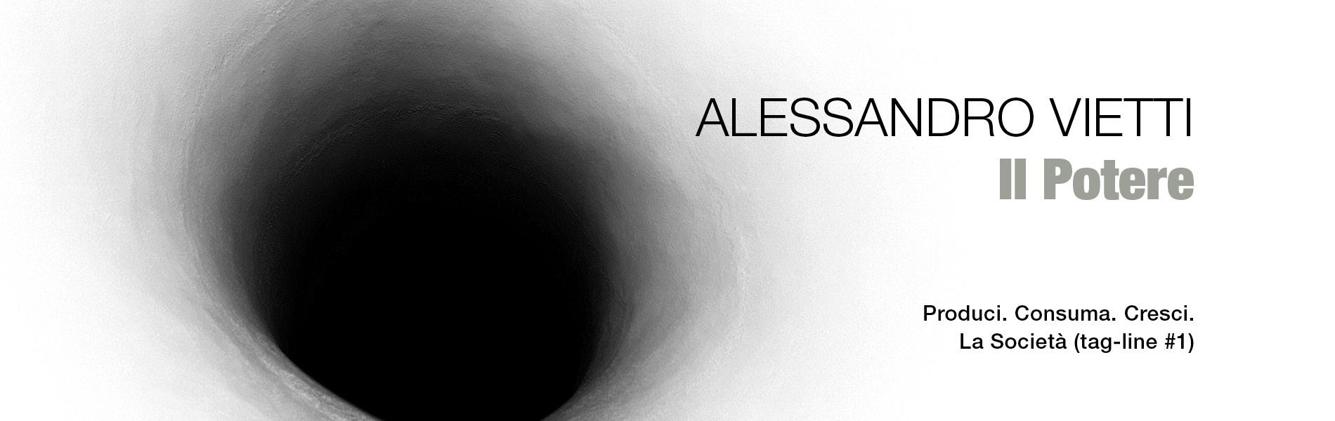 Il Potere, di Alessandro Vietti