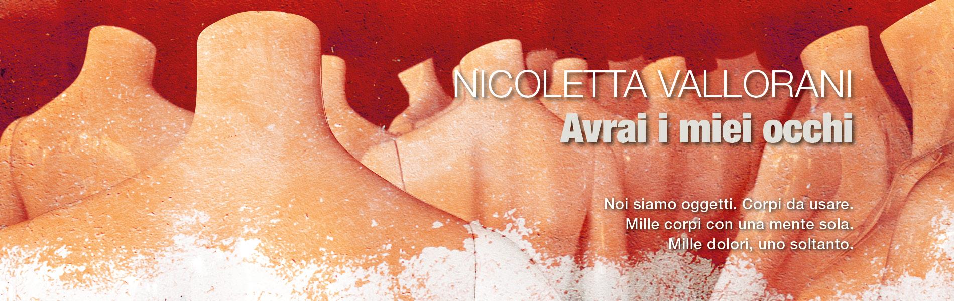 Avrai i miei occhi, di Nicoletta Vallorani